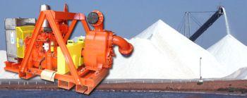 Dynapumps Supply Self-Priming Pump Set for Salt Operations