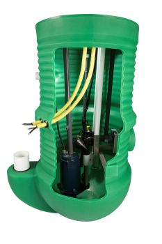 Franklin Electric Introduces Enhanced PowerSewer System & Innovative Dual Seal Grinder
