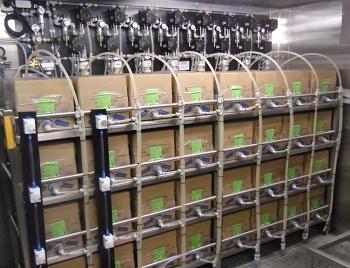Bier aus Bag-in-Box-Verpackungen statt aus dem KEG – ein Start-up nutzt bewährte Getränkepumpen von Xylem