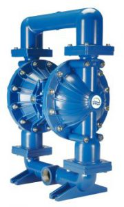 Air-Operated Double Diaphragm Pump Range Expanded