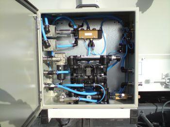 AODD Pump by Triark Pumps Supports Foam Concrete Application