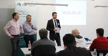 Sülzle Kopf bot erstmals Plattform für BdHB-Fachveranstaltung