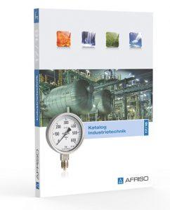 Der neue Afriso Katalog Industrietechnik 17/18 ist da!