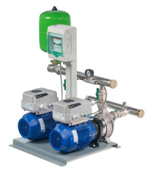 New Cost-Effective Pressure Booster System by KSB