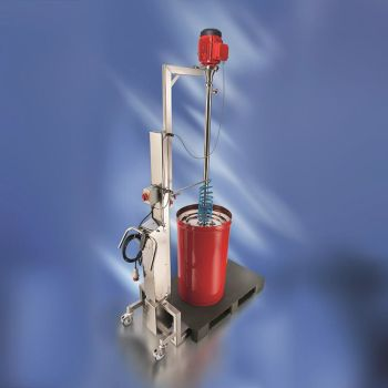Viscoflux Mobile Now with New Process Device in Stainless Steel