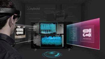 Leybold vereinfacht Reparaturen und Wartungen durch Augmented Reality