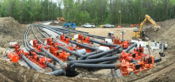 Xylem Delivers Emergency Bypass in Record Time Following Historic Rainfall Damage to Major U.S. Sewer Main