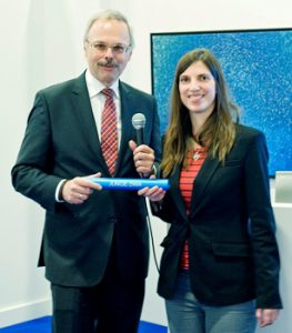 Nicole Stenzel zur Vorsitzenden der Jungen DWA gewählt