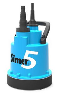 Die neue SIMER 5 mit besserer Performance von Pentair Jung Pumpen