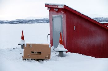 Severe Service North of the Arctic Circle