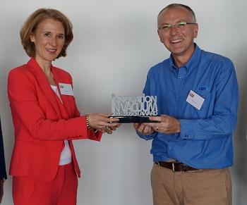 """Der """"Busch Innovation in Vacuum Award"""" geht an tna"""