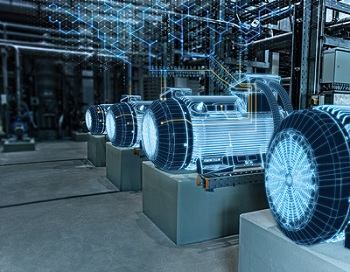 Siemens Supplies Digitalization Package for the next Simotics SD Motor Generation