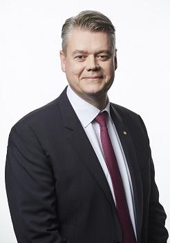 Mats Rahmström ist neuer Konzernchef bei Atlas Copco