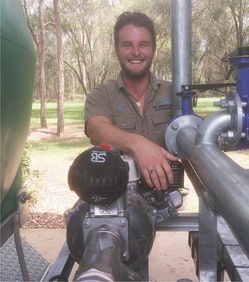 Tankers go Aussie