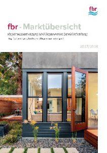 """fbr – Marktübersicht """"Regenwassernutzung und Regenwasserbewirtschaftung"""" erschienen"""