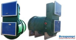 Sewage Pump Station Supplied for the Cobre Panama Project