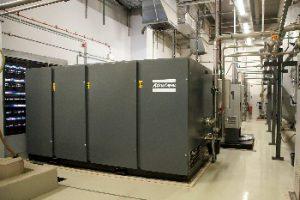 Papierhersteller spart mit neuen Kompressoren 100.000 Kilowattstunden im Monat und steigert Verfügbarkeit
