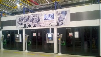 Dürr Ecoclean Supplied its 100th EcoCFlex to a South German Automotive Manufacturer