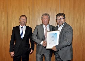 Felderer AG ist neues Fördermitglied des BTGA