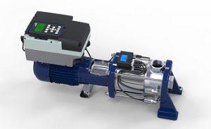Kompakte Hochdruckpumpe für den Anlagenbau
