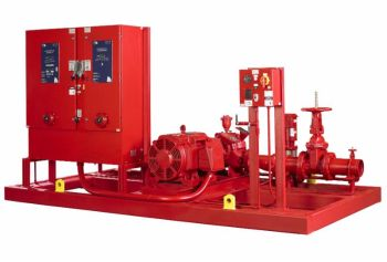 Armstrong Fluid Technology Introduces Two New HSC Energy-efficient Fire Pump Models