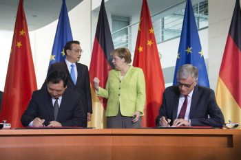 Voith and China Three Gorges Corporation (CTG) Enhance Their Cooperation in the Hydropower Business