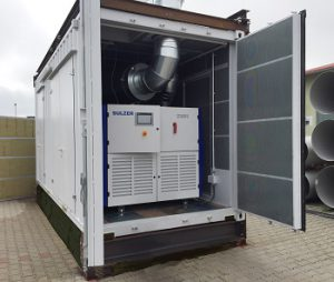 Sulzer erhält Großauftrag für 10 Turboverdichter