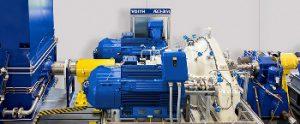 Voith stellt neuen VECO-Drive vor: Regelbarer Antrieb für Kompressoren und Pumpen mit höchster Effizienz