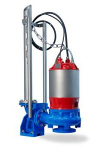 New Motor Generation for Egger Submersible Turo Pumps