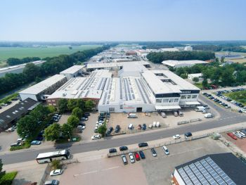 Hugo Vogelsang Maschinenbau GmbH is Restructuring