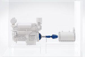 Adaptive Docking System for Engine Testing by Reich-Kupplungen