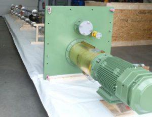 Amarinth Delivered Vertical Sump Pumps to Descon Engineering