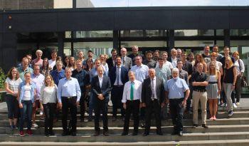 Die zweite Veranstaltung an der Hochschule Aachen – Von der Wasserversorgung bis zum Abwassertransport