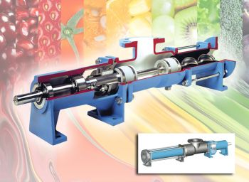 Effective Pumping of Delicate Ingredients with CSF Range from Pump Engineering