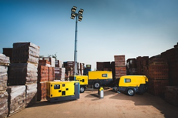 Atlas Copco Launches Power Technique Business Area
