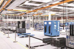 Boge weiht intelligente Fabrik ein
