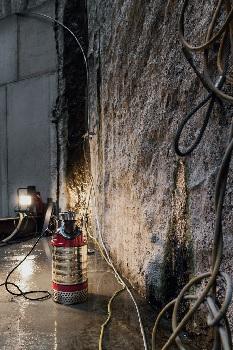Emscher-Umbau: Ein Generationenprojekt fordert die Pumpentechnik