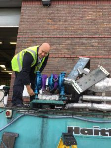 Triark Pumps Services DPF Cleaning Process