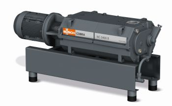 Individual Vacuum Solutions by Busch for Pneumatic Conveying Processes