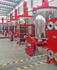 Bredel 65 Pumps Eliminates AODD Pump Issues at Major Lithium Battery Plant