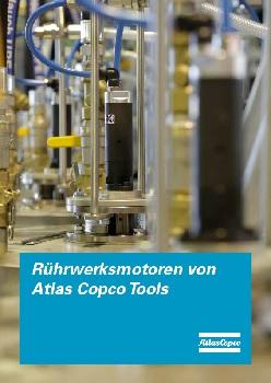 Atlas Copco Tools gibt neuen Katalog für Druckluftmotoren heraus