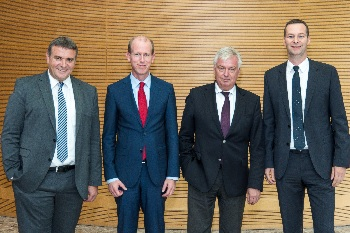 Michael Riechel neuer DVGW-Präsident, Jörg Höhler neuer Vizepräsident