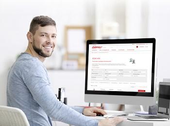 GEMÜ startet B2B-Online-Shop