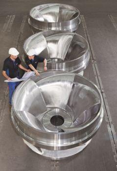 Andritz liefert Pumpen für Bewässerung nach Indien