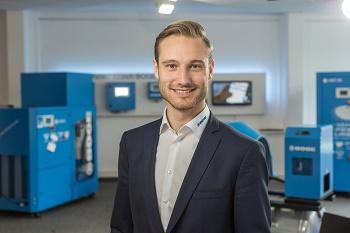 Neue Position geschaffen: Digital Innovation Manager