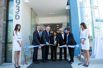 Endress+Hauser Celebrates the Opening of a Modern Office Building in Santiago
