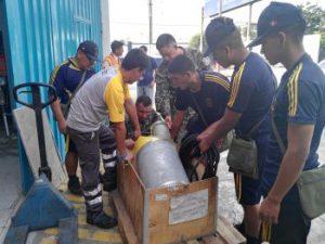 Atlas Copco Wins Award for Peruvian Flood Rescue Efforts