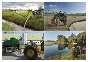 Rovatti PTO Pumps for Agricultural Tasks