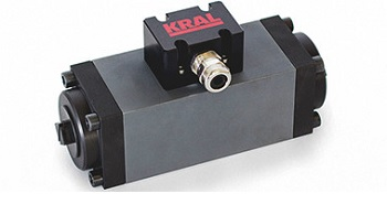 Kral Durchflussmessgeräte der Baureihe OME Kompakt