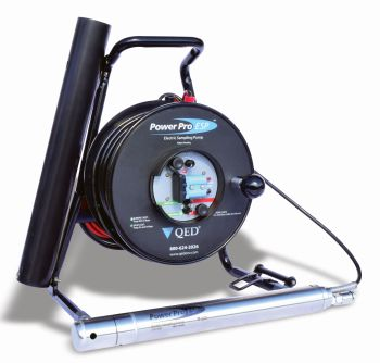 QED Environmental Systems Announces Power Pro ESP Electric Sampling Pump